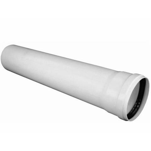 buderus-0-5m-Ø80mm-plastova-rura