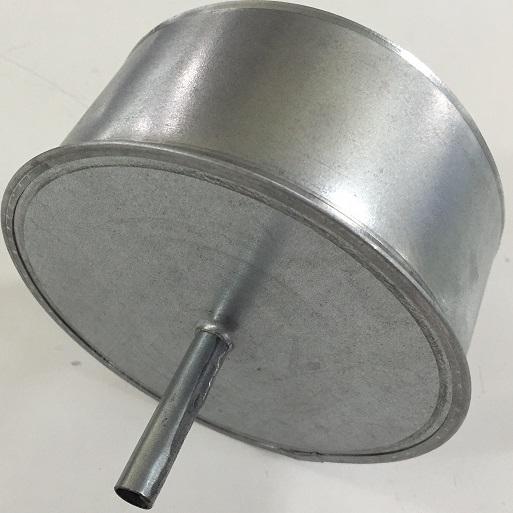 Spiro kondenzačná záslepka