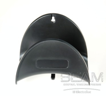 Obrazok BEAM vešiak na hadicu čierny, plast