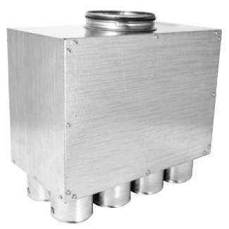 duotec-rozdelovac-Ø160-8x90mm