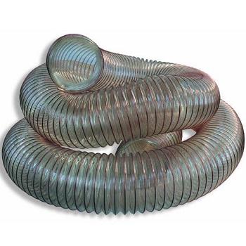 Plastové flexibilné potrubie