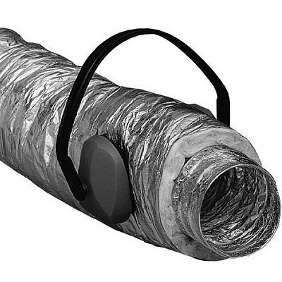 Zvukovo izolované potrubie