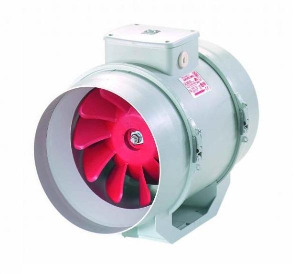 Ventilátory, rekuperačné jednotky