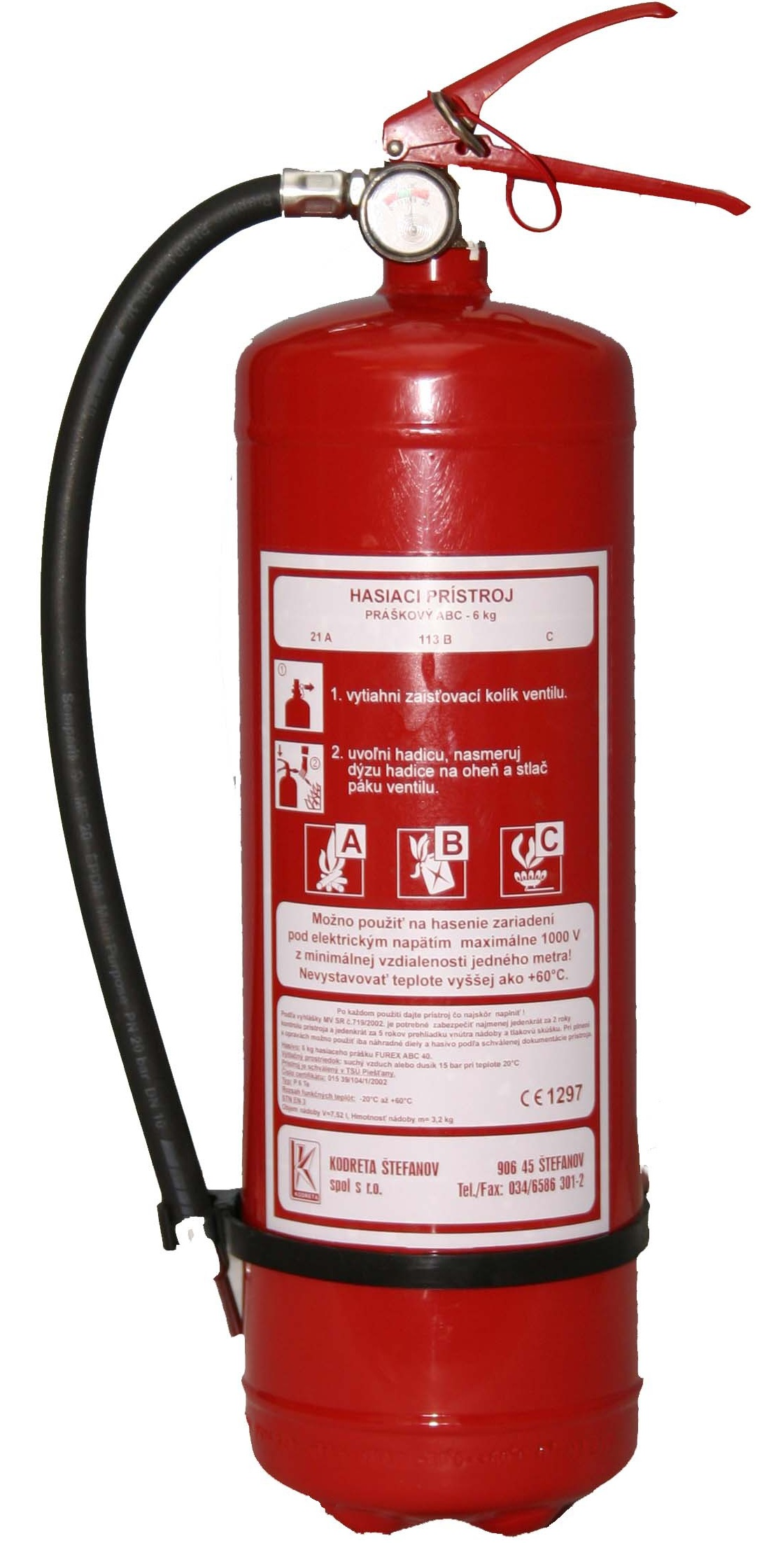 hasiaci-pristroj-praskovy-6-kg