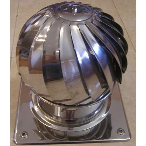 ventilacna-hlavica-Ø160mm-nerez